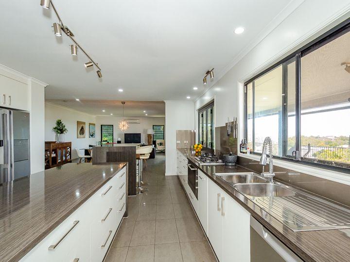Kitchen island extension
