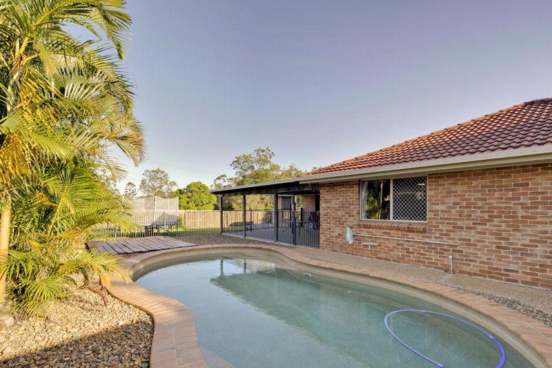 Backyard Getaways Brisbane : House Sold Kuraby, QLD 23 Christine Street