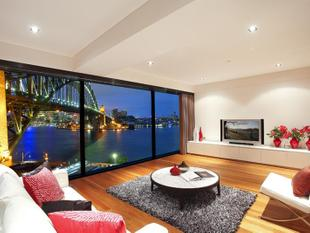 Luxurious apartment with remarkable Sydney Harbour outlook - Milsons Point