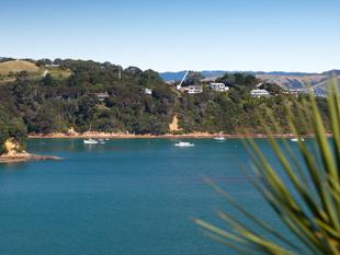 Sign your name on this prime piece of land - Waiheke Island