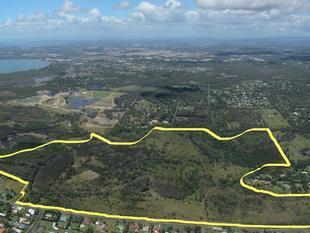 300 acres Just 36km from Brisbane CBD - Burpengary