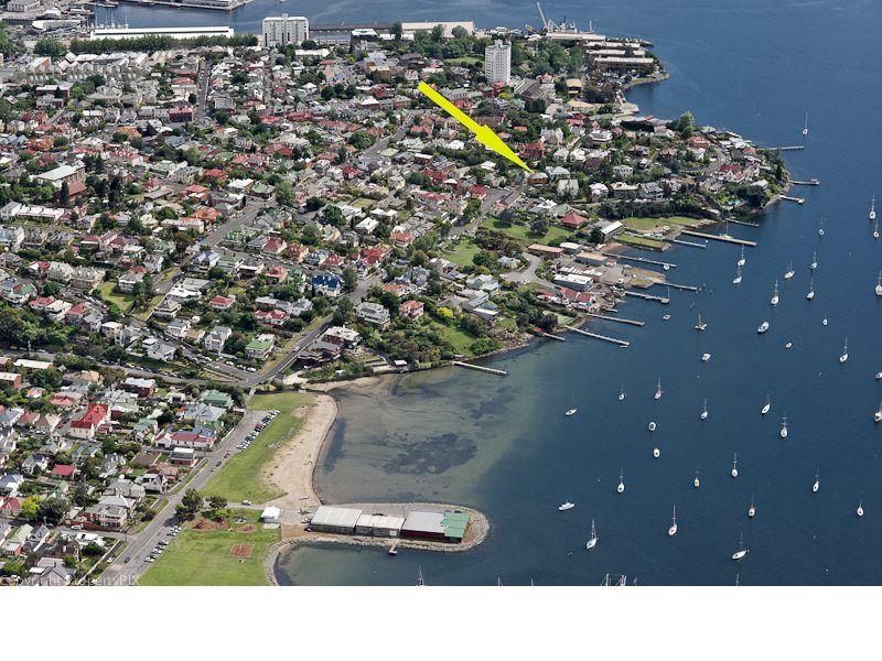 House sold battery point tas 6 marine terrace for 6 marine terrace