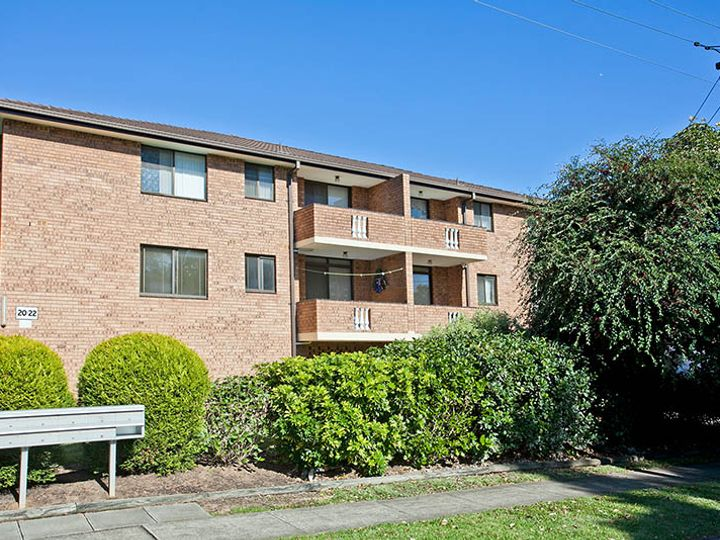 7/20-22 Dudley Avenue, Bankstown, NSW