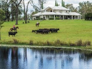 """""""Walker View""""  Mutdapilly, Scenic Rim - SOLD AT AUCTION - Mutdapilly"""
