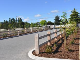 Want the perks of country space plus town perks? - Ashburton