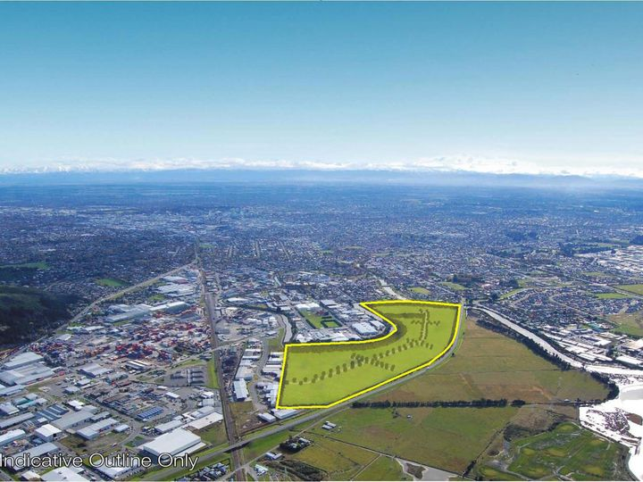 Hillsborough, Christchurch City