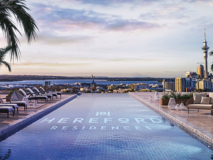 15A, 8 Hereford Street Residences, Freemans Bay, Auckland City