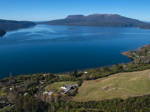Lake Tarawera, 300 Spencer Road