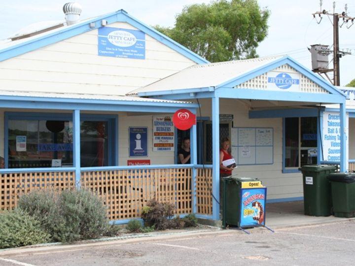 Arno Bay Jetty Cafe, Arno Bay, SA