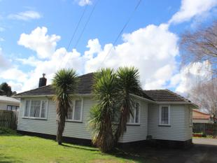 Mortgagee Auction of this Kiwi Classic - Papakura