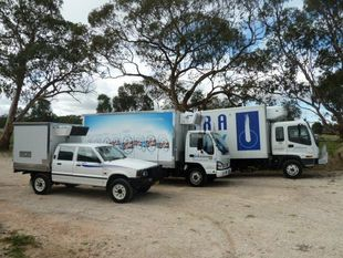 Milk Distribution -south East - Bordertown