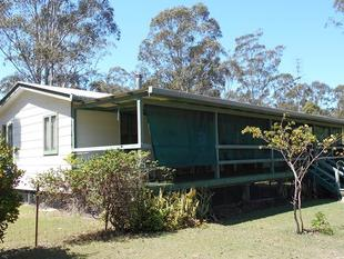 2 bedroom home on 5 acres - Blackbutt