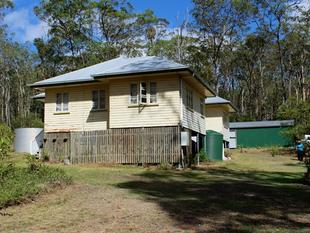 For You To Complete....4 bedroom Home on 14.6 Acres - Blackbutt