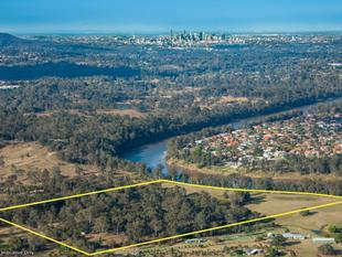 There Is No Bigger Freehold Riverfront Property This Close To Brisbane G.P.O - Pinjarra Hills