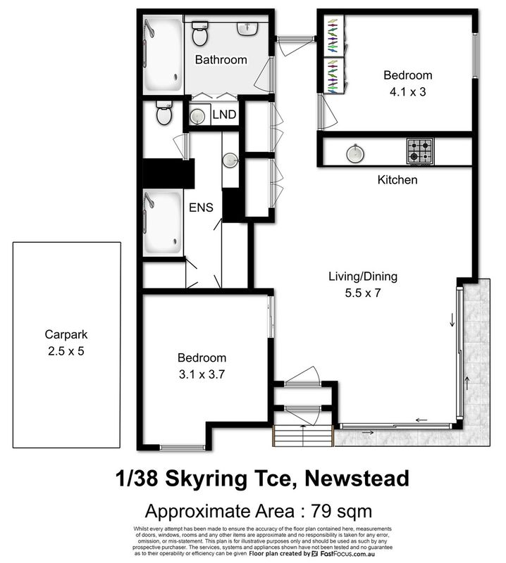 1 38 skyring terrace teneriffe qld residential for 90m2 apartment plans