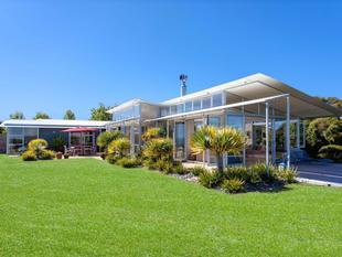 Architect's own home - Waiheke Island