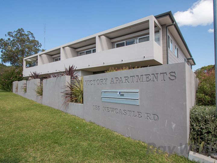 3/155 Newcastle Road, Wallsend, NSW - Residential Unit Sold