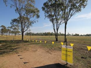 BUILD YOU DREAM HOME ON THIS BLOCK - Dalby