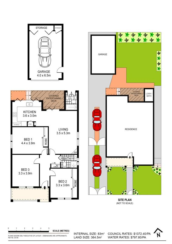 49 macintosh street mascot nsw residential house sold for Mascot homes floor plans
