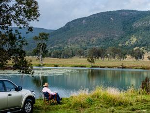 A Rural Riverfront Paradise - For Half Price!! - Mount Archer