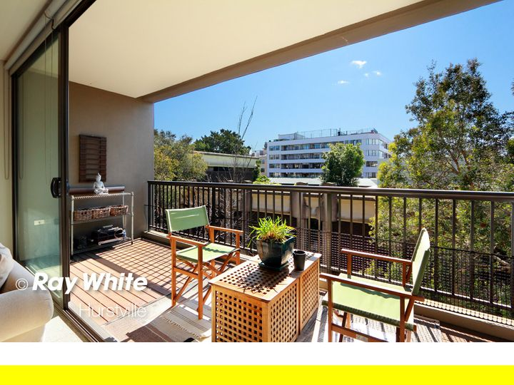 17/1 Adelaide Place, Surry Hills, NSW