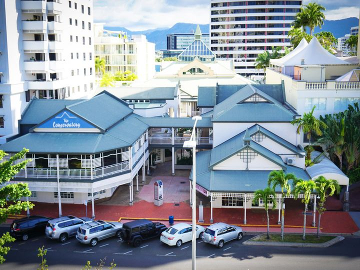9 Abbott and 12-14 Lake Street, Cairns, QLD