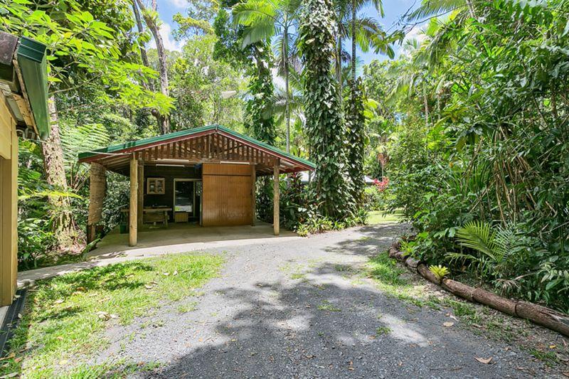 House sold kuranda qld 9 gregory terrace for Queensland terrace
