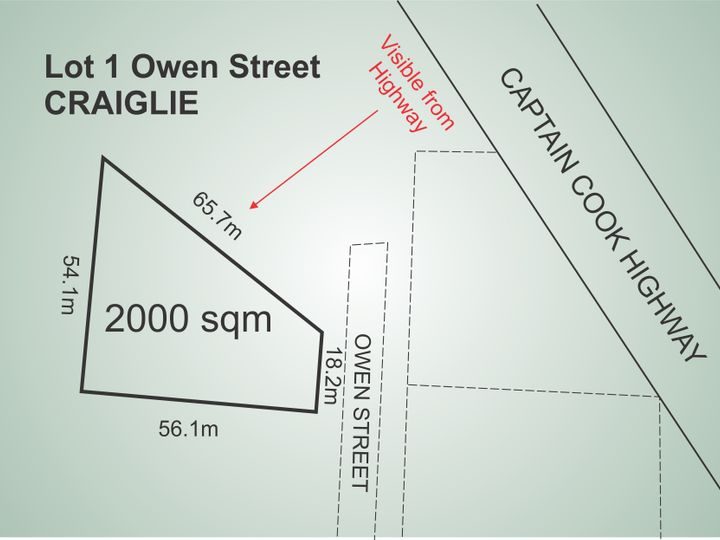 Lot 1, 49 Owen Street, Craiglie, QLD
