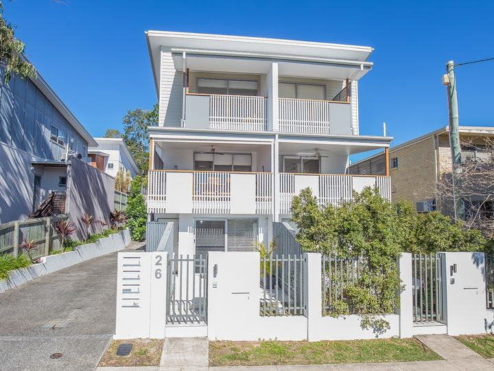 4/26 Grosvenor Street, Yeerongpilly, QLD