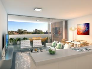 THE HAMPDEN  Brand New 3 Bedroom North Facing Apartments with City views - Lakemba