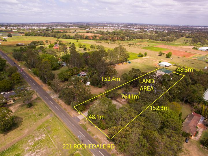 221 Rochedale Road, Rochedale, QLD
