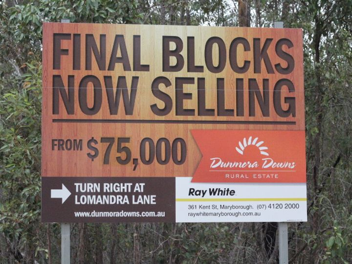 Lot 10 Lomandra Lane, Dunmora, QLD