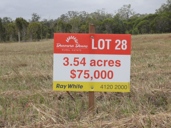 Lot 28 Lomandra Lane, Dunmora, QLD