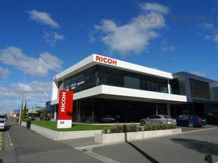 New Offices Overlooking Hagley Park - Christchurch City