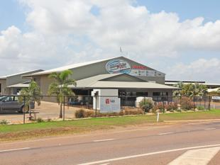 Leased Strata Industrial Unit 488 m2 - Tivendale - Berrimah