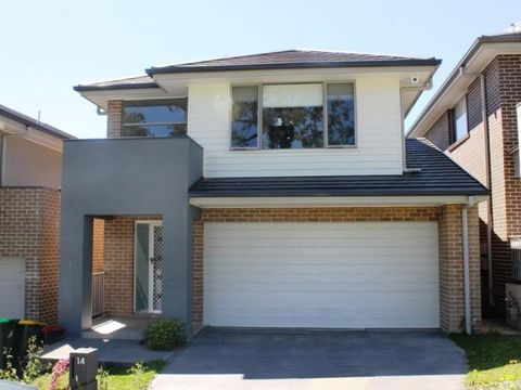 Kellyville, 14 Whitley Avenue