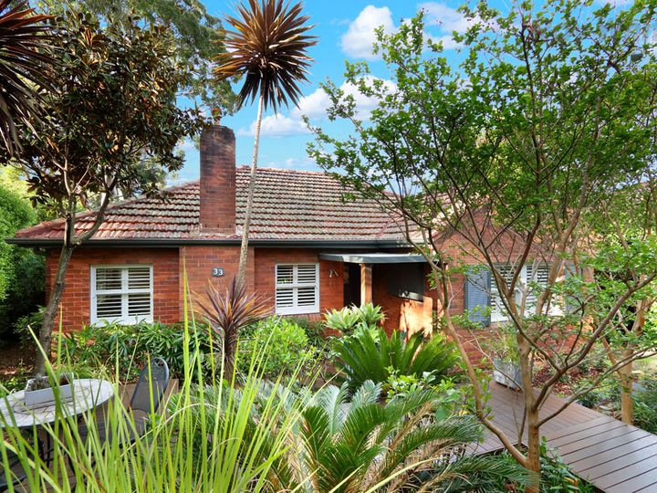 33 Abigail Street, Hunters Hill, NSW
