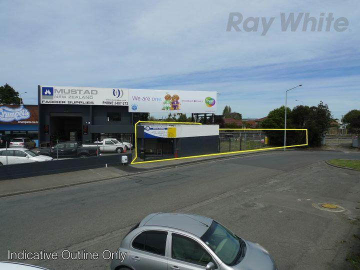 Sockburn, Christchurch City