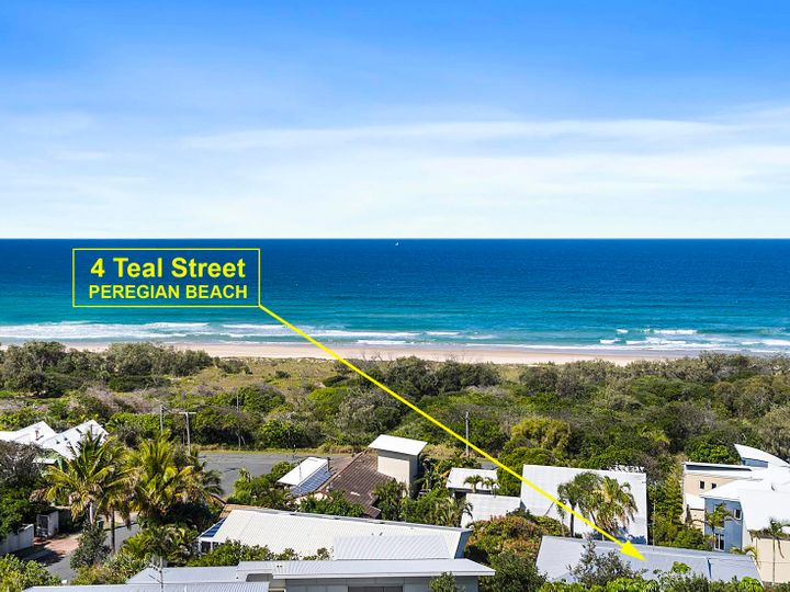 4 Teal Street, Peregian Beach, QLD