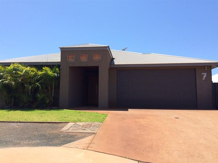 7 Argo Way, South Hedland, WA