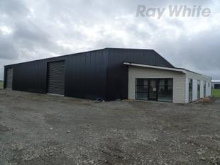 Rolleston, New Warehouse with Large Yard Area - Rolleston