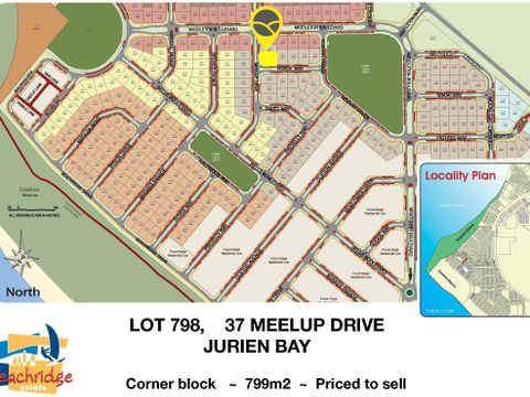 Jurien Bay, Lot 798, 37 Meelup Drive