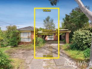 IDEAL NEW HOME SITE IN FAMILY LOCATION - Glen Waverley