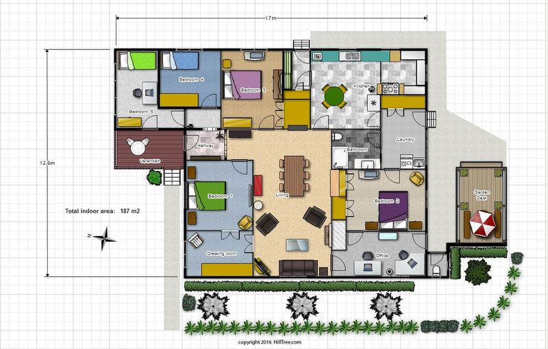 7 albert street crows nest qld residential house sold for Crows nest house plans