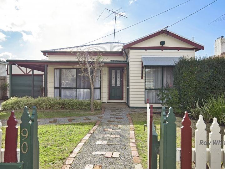 90 Britannia Street, Geelong West, VIC