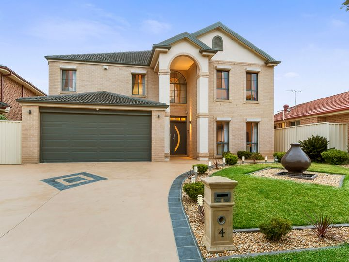 4 Laing Place, West Hoxton, NSW