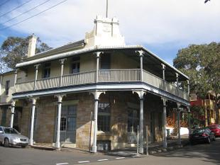 BE IMPRESSED BY THIS 300sqm CORNER BUILDING - Balmain