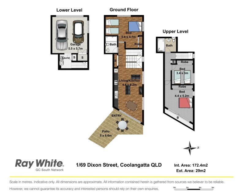 Residential Property Sold Coolangatta QLD 69 Dixon Street