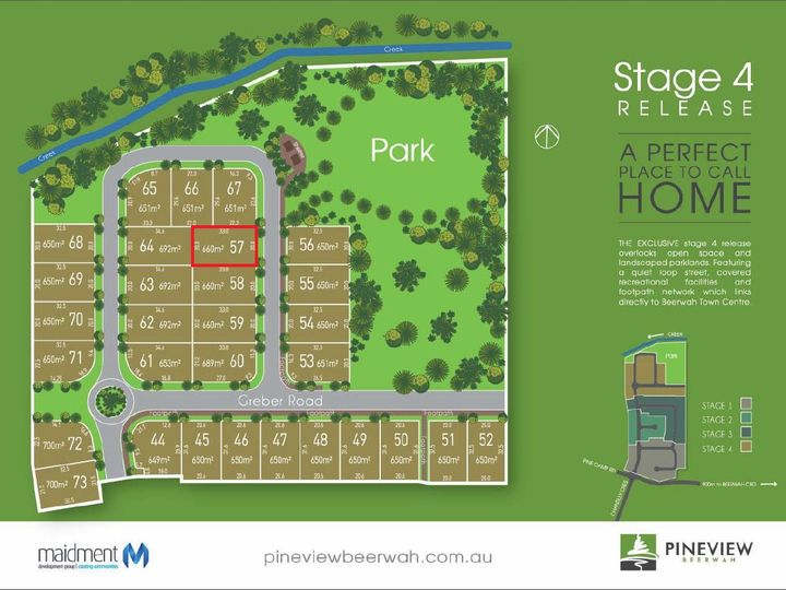 Lot 57 Ironwood Crescent, Beerwah, QLD