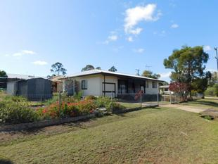 NICE CHAMFER BOARD HOME - Blackbutt